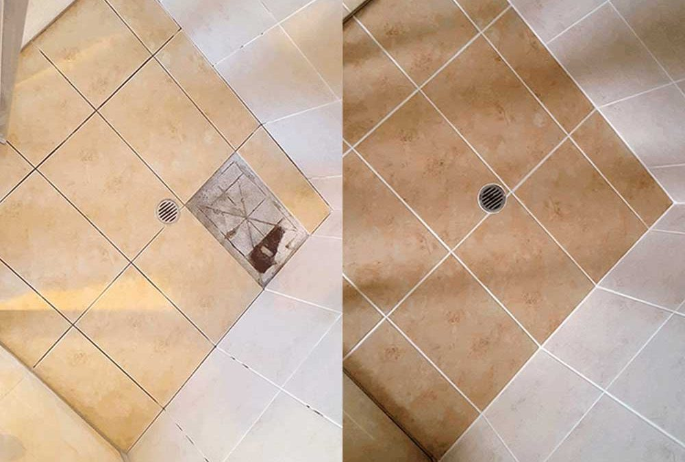 Why cracked tiles in your bathroom are a problem
